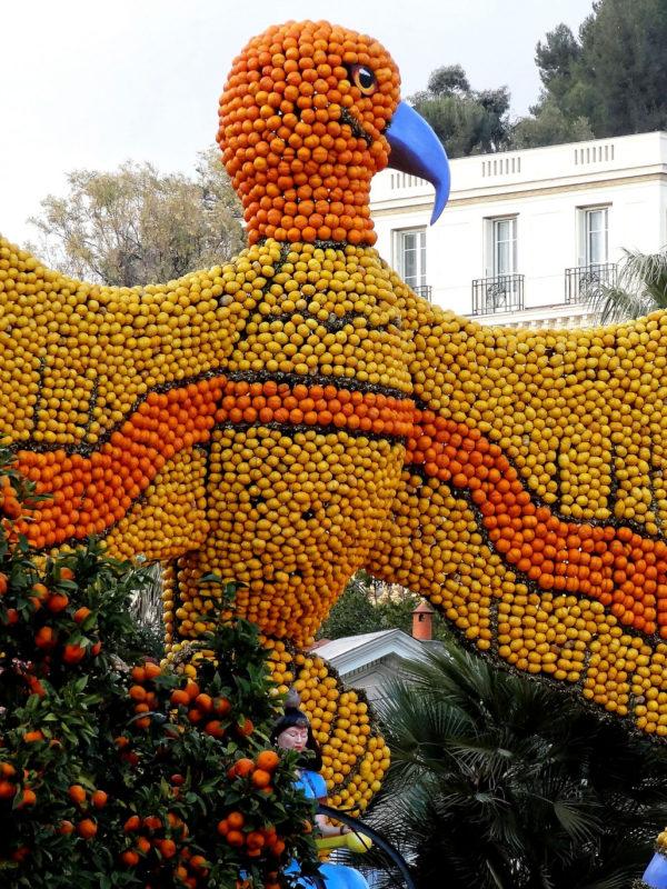 В Ментоне пройдет Фестиваль лимонов в индийском стиле